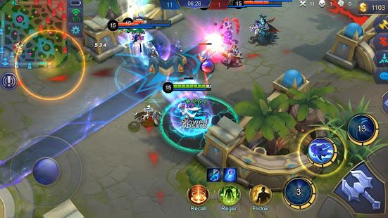 Game Mobile Legends: Bang Bang APK for Windows Phone