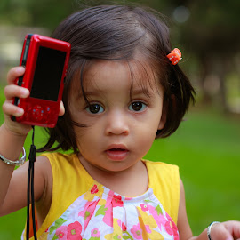 Kodak Moment by Rajinder Saggu - Babies & Children Children Candids ( kids portrait, outdoor photography, baby, cute baby, canon )