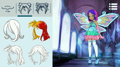Avatar Maker: Witches screenshot 18