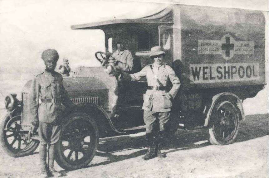World War 1 at home