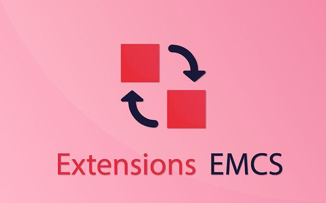 EMCS extension