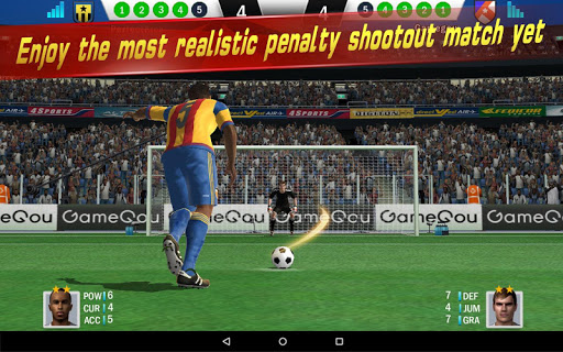 Soccer Shootout 0.8.7 screenshots 12