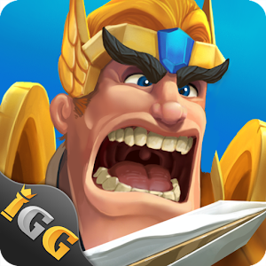 Lords Mobile: Battle of the Empires - Strategy RPG 1.84 APK+DATA MOD
