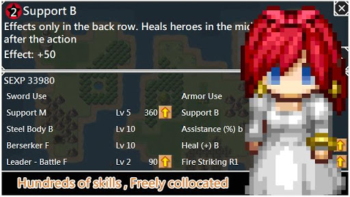 Unlimited Skills Hero - RPG style 1.2.21 gameplay | by HackJr.Pw 2