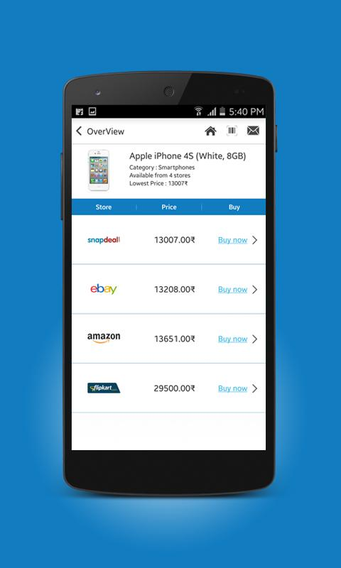 Best Price Comparison App for Online Shopping- screenshot