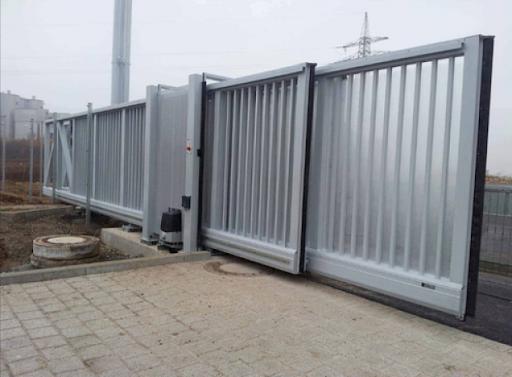 cửa tự động mang đến giải pháp bảo vệ cao