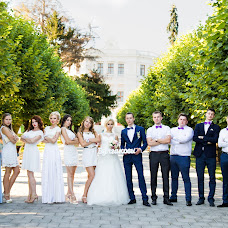 Wedding photographer Nina Polukhina (danyfornina). Photo of 31.08.2016