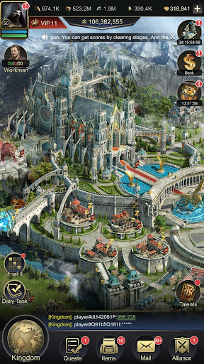 Clash of Empire: Epic Strategy War Game android2mod screenshots 8