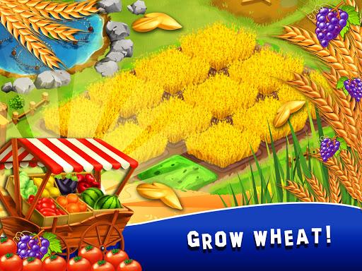 Happy Little Farm: Family Farmer Seaside 1.3 screenshots 4