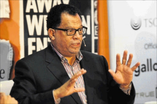 Comeback trail:        Danny Jordaan is expected to announce his intention to run for Safa's top job         PHOTO: GALLO IMAGES
