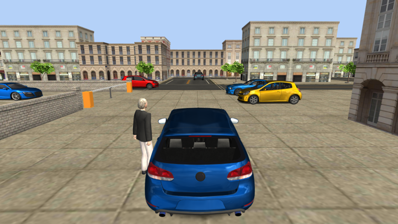 Games About Parking Cars