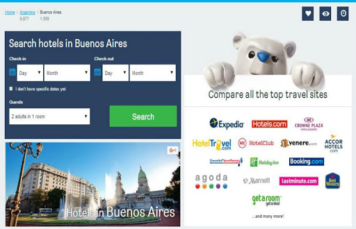 Buenos Aires Hotel Booking