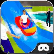 VR Simulator Water Slide 360
