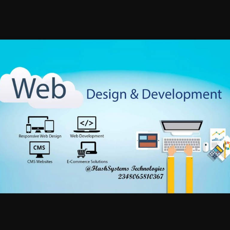 FlashSystems Technologies - Web Designer in Ibadan,Oyo