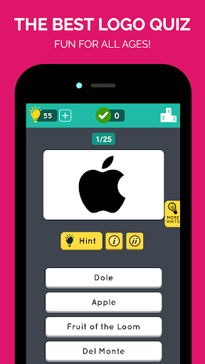 Guess the Logo: Ultimate Quiz 1.1.4 screenshots 6