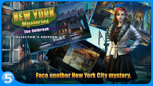 New York Mysteries: The Outbreak (free to play) - screenshot