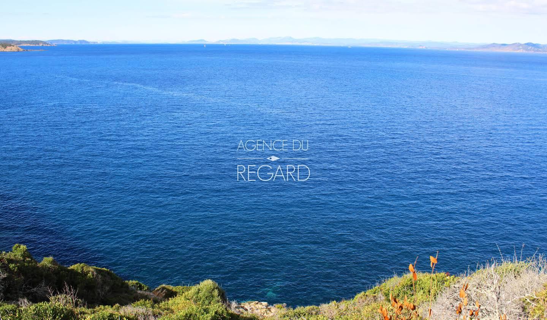 Propriété en bord de mer Hyeres