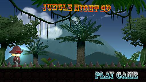 Code Triche Jungle Night mod apk screenshots 1