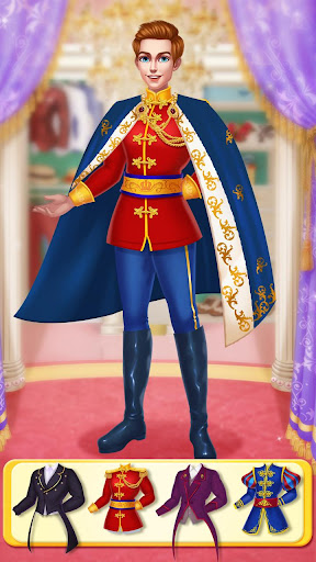 ud83cudf39ud83eudd34Magic Fairy Princess Dressup - Love Story Game 2.1.5000 screenshots 20