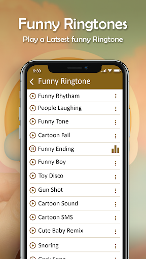Funny Ringtone screenshot 4