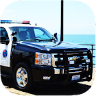 Mad Cop3 Police Car Race Drift icon