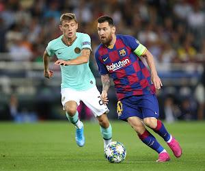 Sans surprise, Lionel Messi remporte le Ballon d'Or pour la sixième fois