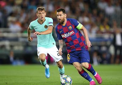 """Coach Januzaj: """"Ik zou Messi niet in mijn ploeg willen"""""""