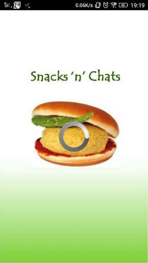 Snacks n Chats Recipes