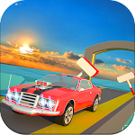 Extreme Car Stunts Impossible Tracks Icon