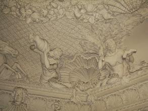 Photo: Na sklepieniu aż się kotłowało od mitycznych stworzeń.