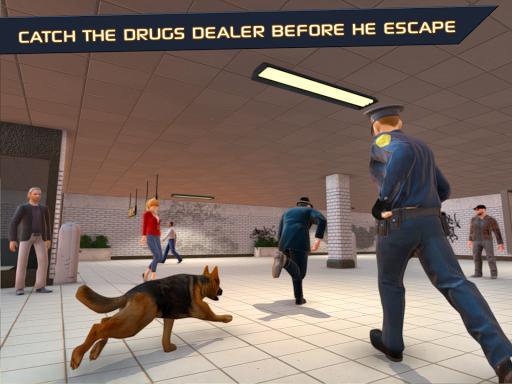 玩模擬App|警察犬:市営地下鉄犯罪免費|APP試玩