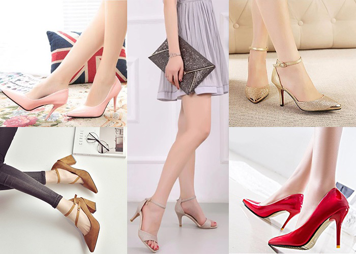 Chọn giày đối với người có bắp chân to