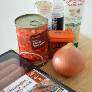 Curry Pasta Bake Recipes.