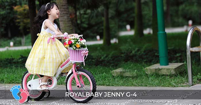 Xe đạp RoyalBaby Jenny G-4 6