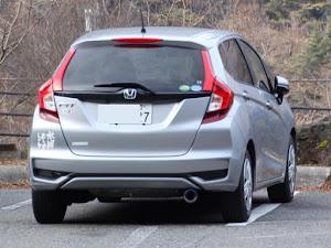 フィット GK3 13G Honda Sensingのカスタム事例画像 悪魔のFit さんの2018年12月27日09:31の投稿