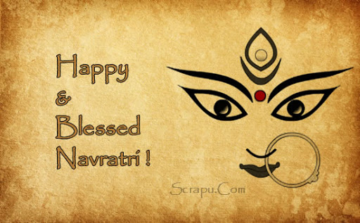 Wish you a happy and blessed Navratri. image