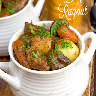 Beef Ragout Stew Recipes