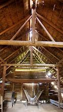Photo: Senobinės sijų konstrukcijos