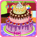 Delicious Cake Decoration icon