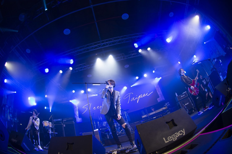 【迷迷現場】[ALEXANDROS] 台灣場狂call出二安「我們是專業的ROCK STAR,你們是專業的觀眾」