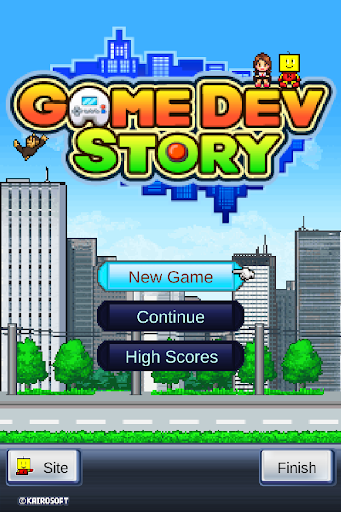 Game Dev Story para Android