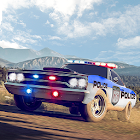 Bank Robbery Offroad Police 16 icon