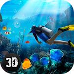 Underwater Survival Simulator Icon