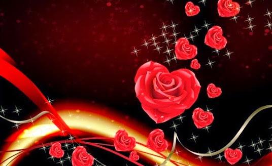 خلفيات عيد الحب للكمبيوتر و كافر فيس بوك في عيد الحب