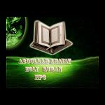 Abdullah Khayat Qur'an (mp3)