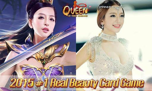 Queen of Three Kingdoms V