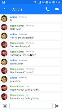 chennai chat app