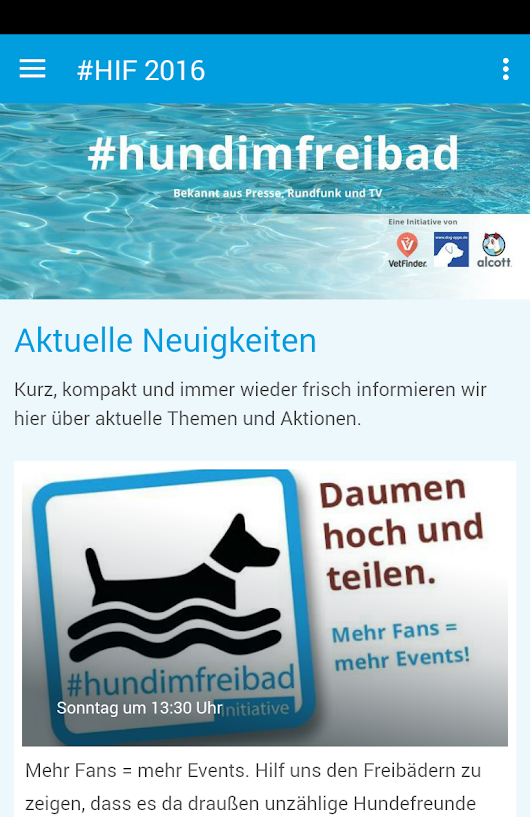 Hundimfreibad – Android-Apps  auf Google Play