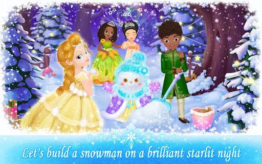 Princess Libby: Frozen Party скачать на планшет Андроид