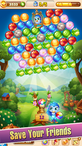 Forest Rescue: Bubble Pop  {cheat|hack|gameplay|apk mod|resources generator} 2